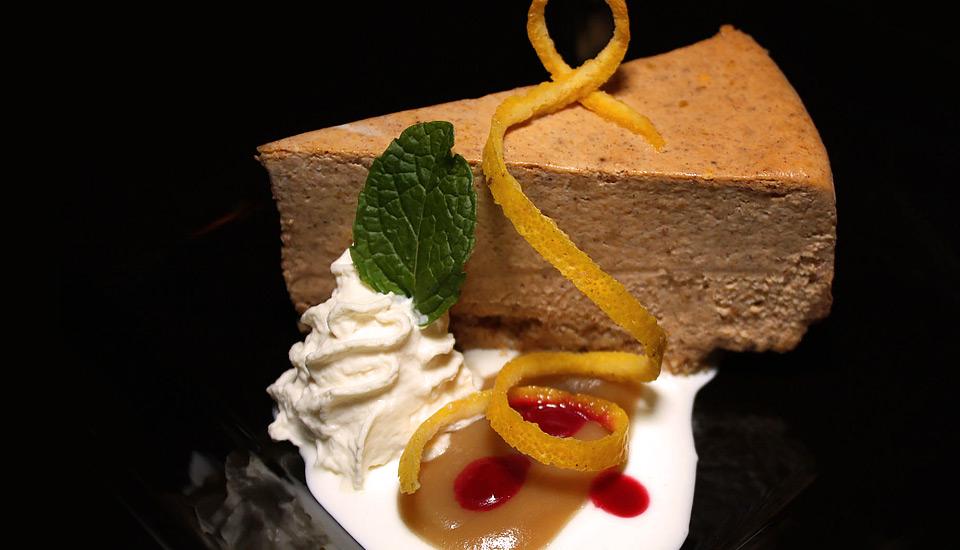 Dessert at Wilfs