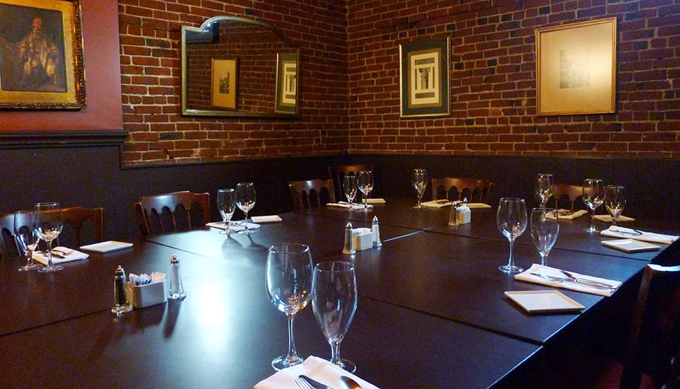 Wilfs Private Dining Rooms